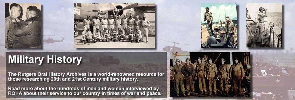 ROHA Military History