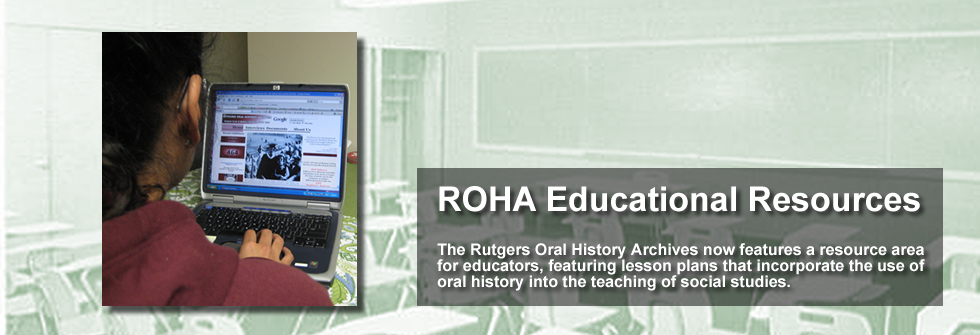 ROHA Educational Resources